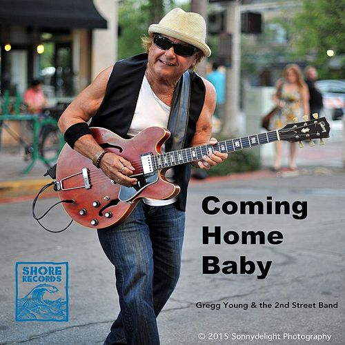 Coming Home Baby (Guitar) by Gregg Young
