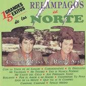 Play & Download 15 Exitos de los Relampagos del Norte by Los Relampagos Del Norte | Napster