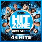 538 Hitzone - Best Of 2015 van Various Artists