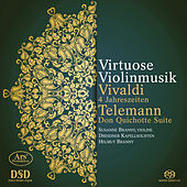 Virtuose Violinmusik by Various Artists