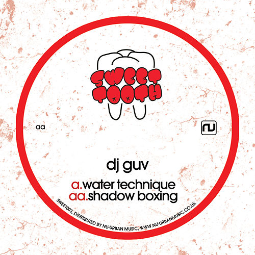 Play & Download Water Technique / Shadow Boxing by DJ Guv | Napster