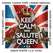 Keep Calm And Salute Queen by Various Artists