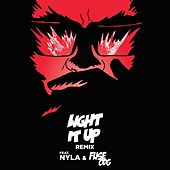 Play & Download Light It Up (Remix) [feat. Nyla & Fuse ODG] by Major Lazer | Napster
