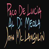 The Guitar Trio by Paco de Lucia