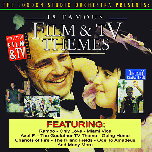 Play & Download 18 Famous Film & TV Themes by London Studio Orchestra | Napster