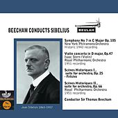 Play & Download Beecham Conducts Sibelius by Sir Thomas Beecham | Napster