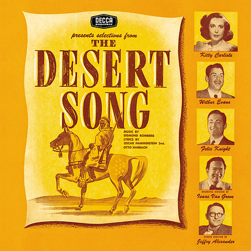 Play & Download The Desert Song/New Moon by 1987 Casts | Napster