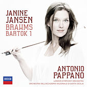 Play & Download Brahms: Violin Concerto; Bartók: Violin Concerto No.1 by Janine Jansen | Napster
