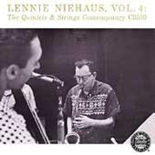 The Quintets & Strings by Lennie Niehaus