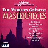 Play & Download The World's Great Masterpieces by Various Artists | Napster