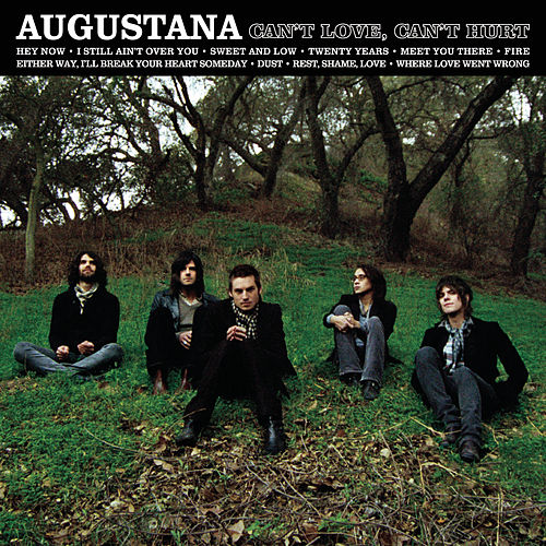 Can't Love, Can't Hurt by Augustana