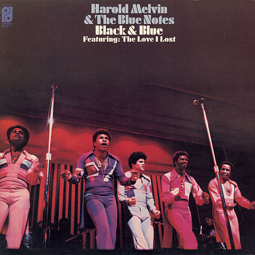 Black And Blue by Harold Melvin and The Blue Notes