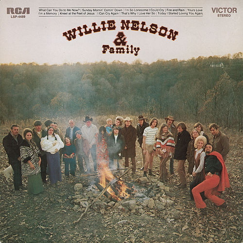 Play & Download Willie Nelson & Family by Willie Nelson | Napster
