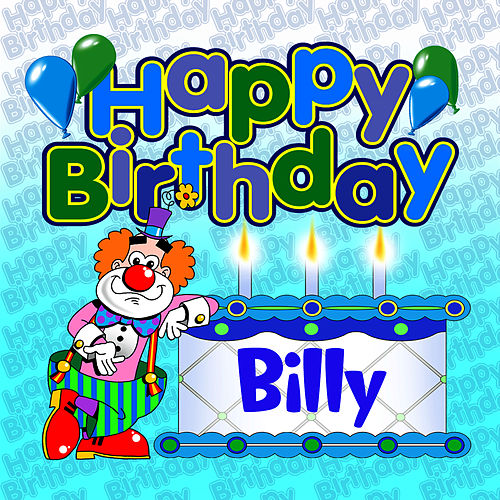Happy Birthday Billy by The Birthday Bunch
