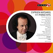 Play & Download 111 Piano Hits - Vol. 5 (World Premiere Recordings) by Cyprien Katsaris | Napster