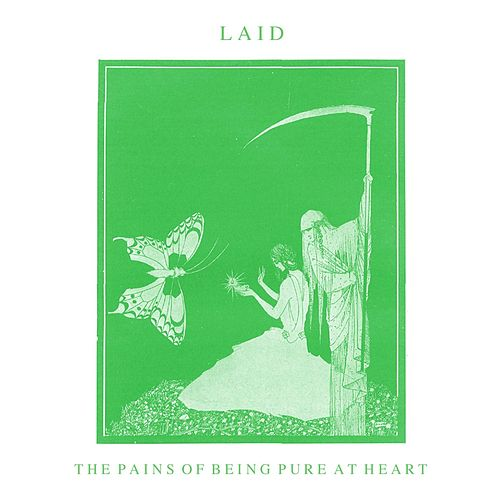 Play & Download Laid by The Pains of Being Pure at Heart | Napster