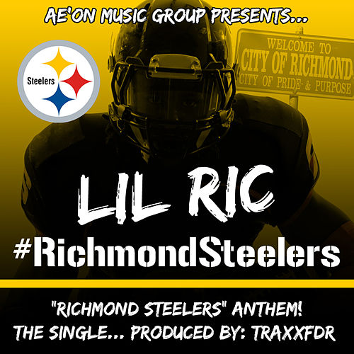 Play & Download #Richmondsteelers by Lil Ric | Napster