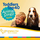 Play & Download Toddlers Top 40 Animal Songs by Radha & The Kiwi Kids | Napster