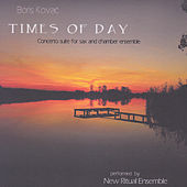 Times of Day by Boris Kovac