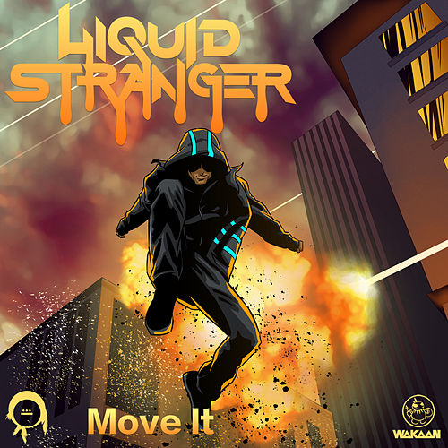 Play & Download Move It - Single by Liquid Stranger | Napster