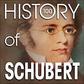 The History of Schubert (100 Famous Songs) by Various Artists