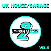 Play & Download UK House & Garage, Vol. 5 - EP by Various Artists | Napster