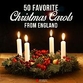 50 Favorite Christmas Carols from England by Various Artists