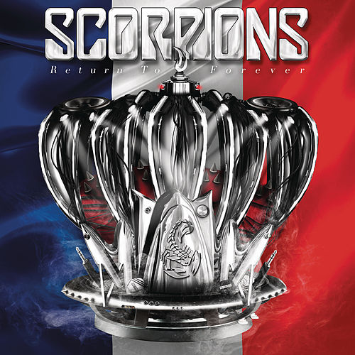 Return to Forever (France Tour Edition) de Scorpions