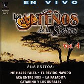 Vol.4 by Los Alteños De La Sierra