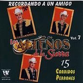 Vol.7 by Los Alteños De La Sierra