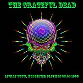 Live At WCUW, Worcester 91.3FM on 08.04.1988 (Live) by Grateful Dead