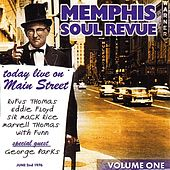 Play & Download Memphis Soul Revue, Vol. 1: Today Live on Main Street by Memphis Soul Revue | Napster
