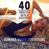 Summer House Sensations, Vol. 1 - 40 Amazing Beach Grooves by Various Artists