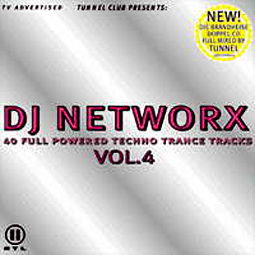 Tunnel DJ Networx - Global 4 by Various Artists