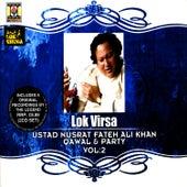 Play & Download Lok Virsa Vol.2 - Ustad Nusrat Fateh Ali Khan by Nusrat Fateh Ali Khan | Napster