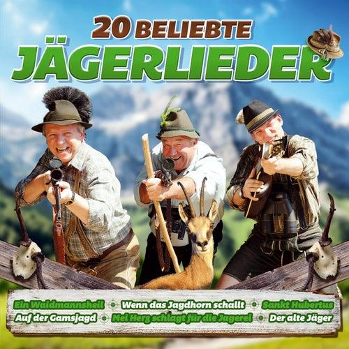 20 beliebte Jägerlieder by Various Artists