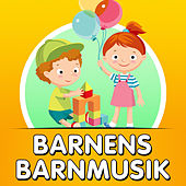 Barnens Barnmusik by Various Artists