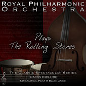 Plays the Rolling Stones by Royal Philharmonic Orchestra