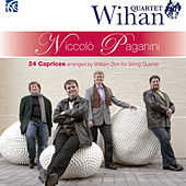 Play & Download Paganini: 24 Caprices by Wihan Quartet | Napster