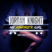 Play & Download My Favorite Girl (Chris Diodati 2015 Mixes) by Jordan Knight | Napster