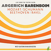 Argerich - Barenboim - Mozart, Schumann, Beethoven, Ravel by Various Artists