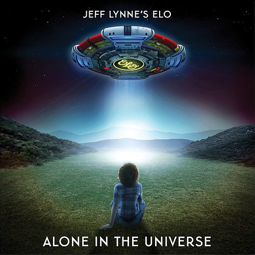 Alone in the Universe de Electric Light Orchestra