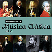 Maestros de la Música Clásica, Vol. VI by Various Artists