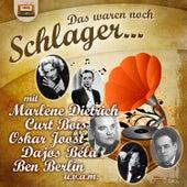 Play & Download Das waren noch Schlager by Various Artists | Napster