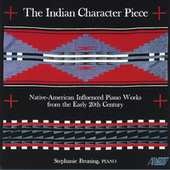 The Indian Character Piece by Stephanie Bruning