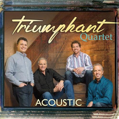 Play & Download Acoustic by Triumphant Quartet | Napster