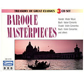Baroque Masterpieces by Various Artists