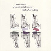Keys of Life: Piano Music from Celestial Harmonies by Various Artists