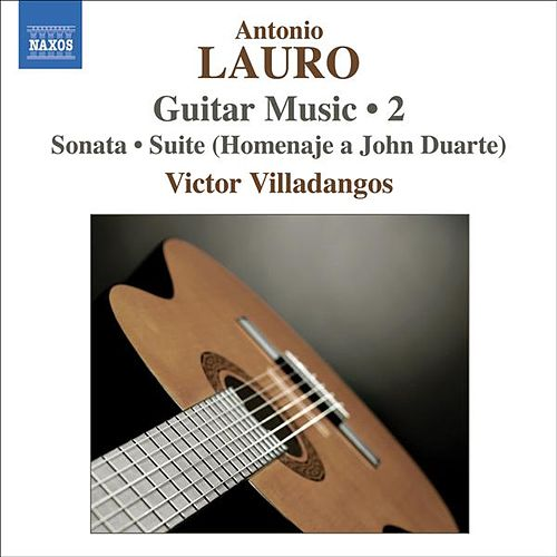 LAURO: Guitar Music, Vol. 2 by Victor Villadangos