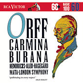 Play & Download Carmina Burana (RCA Victor - Mata) by Carl Orff | Napster